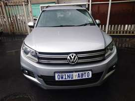 Used 2014 VW Tiguan 1.4i Tsi Blue motion