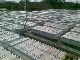 Concrete Slabs and Stairs250