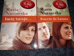 Imię twoje, Powrót do Lwowa M. Nurowska