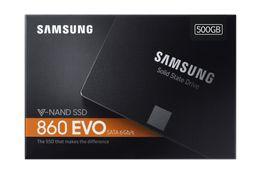 "Накопитель SSD 2.5"" 500GB Samsung 860 EVO (MZ-76E500B)"