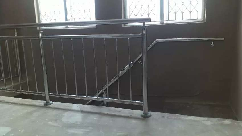Stainless steel balustrade   ,gates  .etc 0