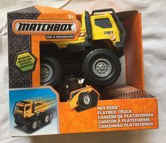 машинка Matchbox инерционная джип