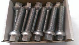 Удлиненные длинные болты для колесных проставок М12х1,5 М14х1,5