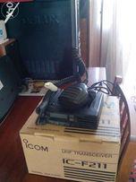 Рации Icom ic-F211