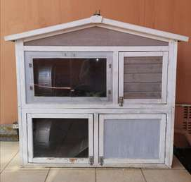 Hedgehog/rabbit/Guinea pig house