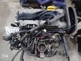 Двигатель Опель Вектра В 1.6. Мотор Opel Vectra B 1.6