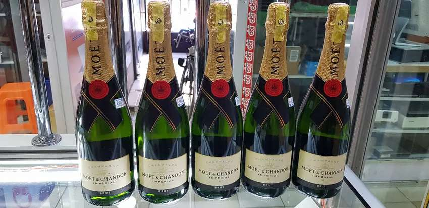 Easter Offers on Moet and Chandon imperial champagne 0