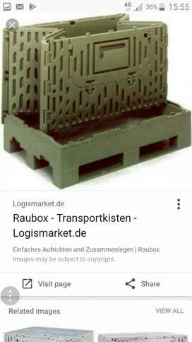 Raubox Transport Crate For sale