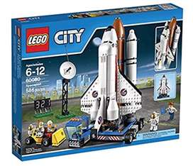 LEGO 60080 City Space Port Spaceport. New