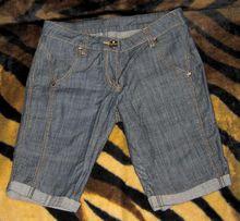 Джинсовые женские шорты, размер - 7(25-26)