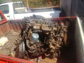 Nissan 2L engine for spares..in running condition