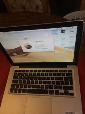 "2012 MacBook Pro i5 13"". Pristine with 6 months warranty"
