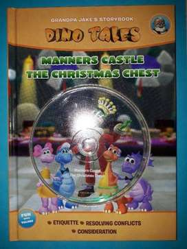 Dino Tales Manners Castle - The Christmas Chest.