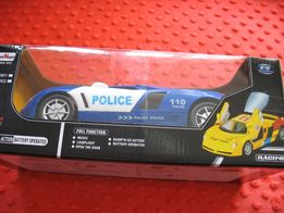 Samochód policyjny JakMean NOWY