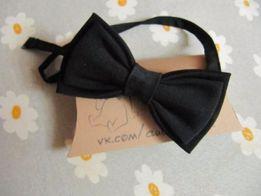 метелик персиковый бабочки пошив на заказ галстук