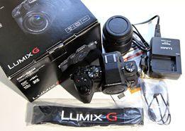 Panasonic DMC-G80 + 12-60mm f/3.5-5.6