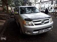 Toyota hilux double cab for sale 0