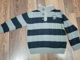 Sweter firmy C&A seria Palomino dla chłopca w rozmiarze 110 cm