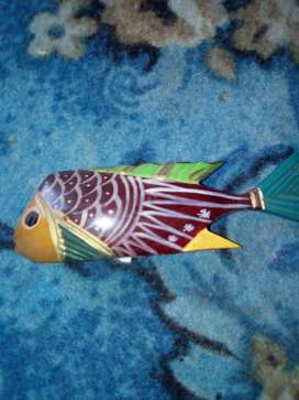 small wooden fish 3