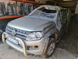 Vw Amarok 132kw 4x4 Auto stripping for spares CALL OR WHATSAPP PLEASE