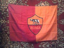 "футбольный флаг ""ROMA"""