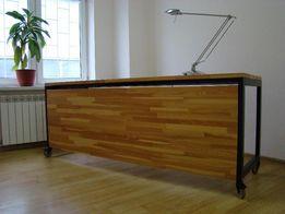 Ресепшн / Офисный стол в стиле Loft/Indastrial