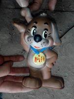 Игрушка пес ссср