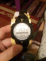 Nowy Zegarek Stoper budzik podswietlenie