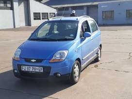 The Chevrolet spark is of low mileage and air con, in good condition