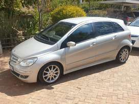 2008 Mercedes Benz B200 Turbo for sale