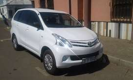 2013 toyota Avanza 1.5 manual