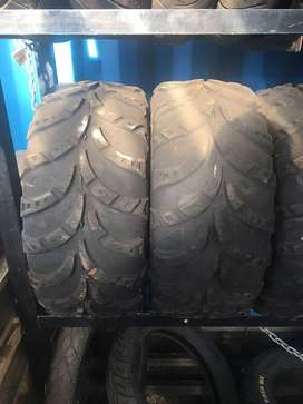 SECOND HAND QUAD TYRES