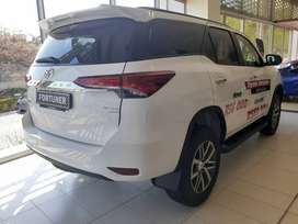 Toyota fortuner 2.8 GD-6 Auto 4x2