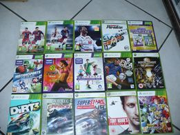 Lego ,Fifa,Far cry na Xbox 360