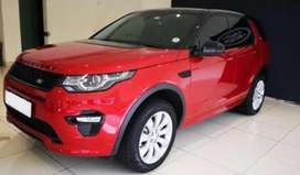 Land Rover Discovery Sport 2.0i 4D HSE