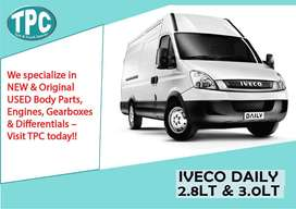 Iveco Daily 2.8LT & 3.0LT Spares For Sale.