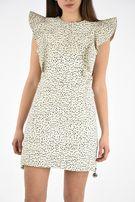 Новое стильное платье DROME Италия XS S натуральная кожа пони 1800Euro