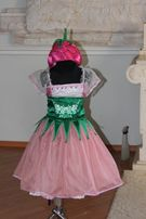 Детский Карнавальный костюм ягодка,цветочек