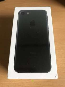 iPhone 7 32gb. Brand new never been opened. Still sealed.