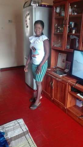 A hard working lady looking for stay in job