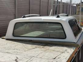 Ford Ranger Supercab  White Beekman Executive Canopy