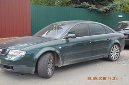 Audi A6 С5 капот , продам по запчастям.Разборка Audi на Чапаевке
