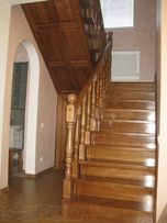 Лестницы, двери. Вагонка и плинтуса
