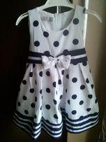 Продаётся платье на девочку 18-24мес