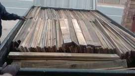 Used wooden  pallets planks