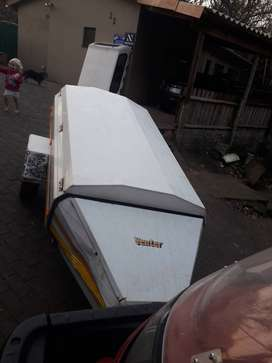 6ft nosecone venter trailer
