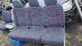 Fotel przedni Mercedes Sprinter 2.9 312 Fotel Tapicerka Ładny BUS