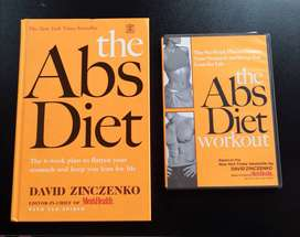 The Abs Diet Book and DVD Combo