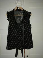 Bluzka koszula t-shirt koszulka elegancka.38/40 M/L biuro , egzamin...