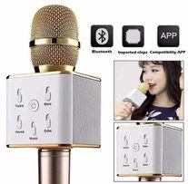 Беспроводной микрофон караоке bluetooth в ассортименте